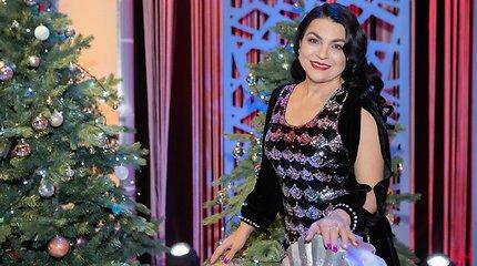 Giulijos Baužienės pasiruošimas didžiosioms metų šventėms