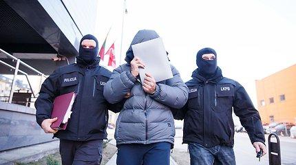 Teisingumą pergudrauti bandęs V.Valius neišsisuko: stos prieš teismą dėl 1,5 kg kokaino