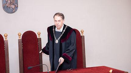 Teismas paskelbė nuosprendį neblaiviam vairavusiam buvusiam prokurorui Dainiui Baraniūnui
