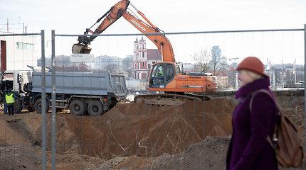 """Lords LB Asset Management"" pradėjo D.Libeskindo projektuoto pastato statybas"