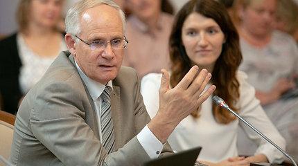 ŠMSM ministras susitiko su visų pedagogų asociacijų atstovais aptarti ugdymo turinio atnaujinimo gaires