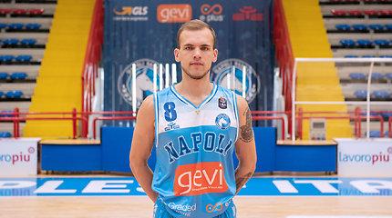 """Italijos pirmenybių starte – puikus A.Veličkos pasirodymas prieš """"Olimpia"""""""