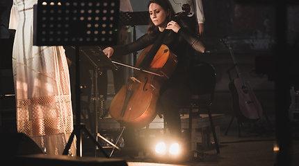 Ievos Zasimauskaitės koncertas Šv. Kotrynos bažnyčioje