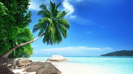 Seišeliai – gražiausias salynas pasaulyje