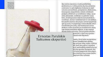 Lietuvos tarpdisciplininio meno kūrėjų sąjunga pradeda naują leidinių apie idėjas seriją