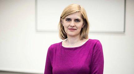 Jurgita Mikelionienė: Turime gimtąja kalba pasitikėti – netrukdykime jai keistis