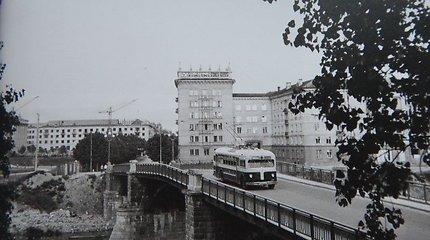Troleibusai – Vilniaus istorija ir dabartis