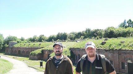 Lietuvos kariuomenės uniformų muziejaus įkūrėjai: saugome tai, kuo esame