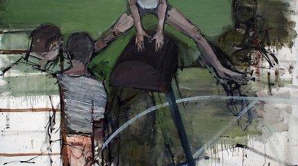 Baltijos šalių menininkai siekia 11-ojo Jaunojo tapytojo prizo