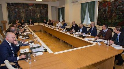 Vilniuje tariamasi dėl kibernetinių greitojo reagavimo pajėgų tolimesnio kūrimo ir pajėgumų vystymo