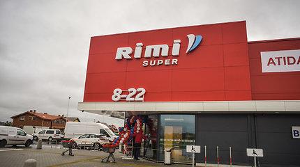 """""""Rimi"""" atidaro parduotuvę Klipščiuose"""