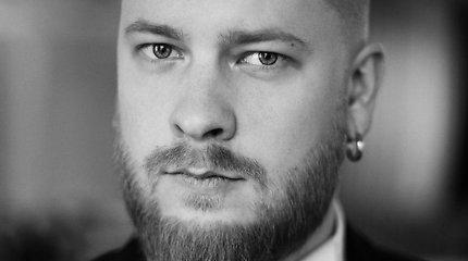 Edgaras Davidovičius: operos solistas su roko gitara