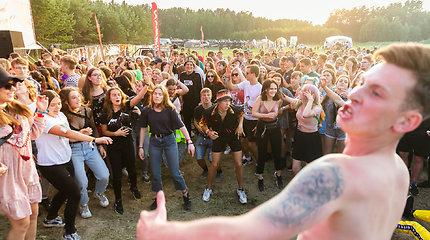 """Festivalis be kvaišalų – ne festivalis: taip manantiems """"Galapagai"""", """"Sūpynės"""" ir """"Radistai"""" apkarto"""