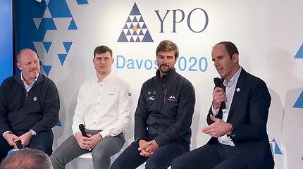 """Davose pristatyta """"Ambersail2"""" ir YPO partnerystė"""