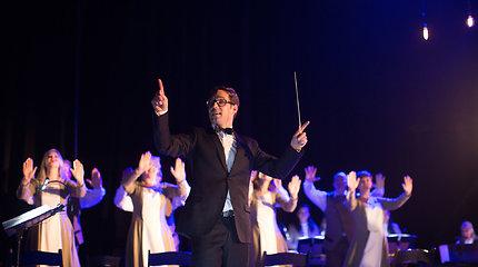 Koliažinė opera – naujadaras žvaigždėms ir muzikos profesionalams