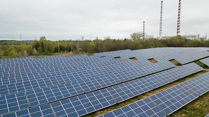 Visagino, Zarasų ir Ignalinos gyventojams – pigesnė saulės elektra