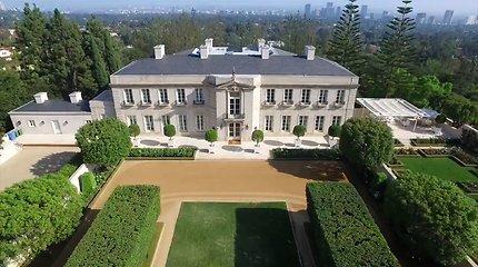 Namas Beverli Hilse parduodamas už 140 mln. eurų