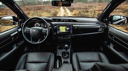 Toyota Hilux Benediktas Vanagas Edition