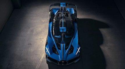 "Eksperimentinis ""Bugatti Bolide"""
