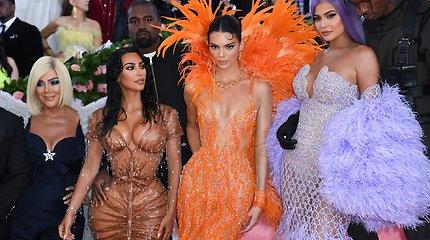 Kardashianų ir Jennerių klano nariai