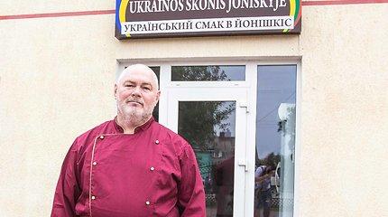 Į Lietuvą paviliojo ir D.Grybauskaitė: ukrainietis Joniškyje atidaro savo šalies skonių restoraną
