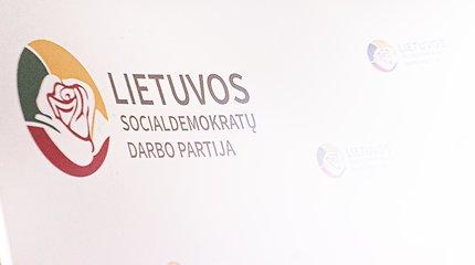 Lietuvos Socialdemokratų Darbo Partijos posėdis