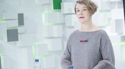 Eglė Murauskaitė 15min studijoje
