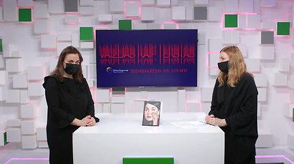 """Vilniaus knygų mugės """"Šortai"""": Giedrė Kazlauskaitė kalbina Jurgą Tumasonytę"""