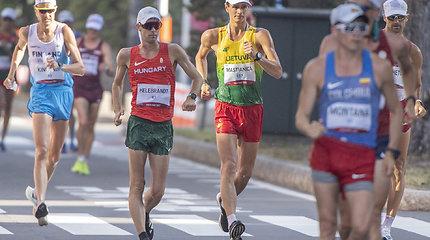 Arturas Mastianica Tokijo olimpinėse žaidynėse