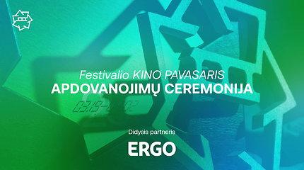 Festivalio KINO PAVASARIS apdovanojimų ceremonija