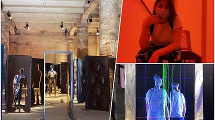 Architektūros studentai iš Milano: Lietuvos paviljonas – vienas įdomiausių ir interaktyviausių