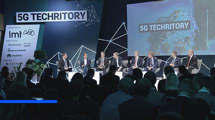 """""""5G Techritory 2020"""" žemėlapis: sektoriaus lyderiai vienijasi, kad suteiktų Europos 5G postūmį"""