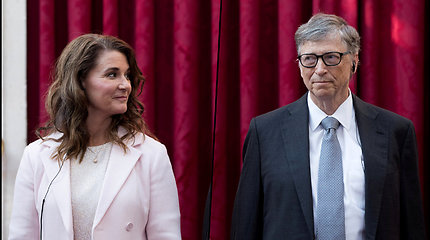 """Billas Gatesas ir jo žmona Melinda paskelbė išsiskirsiantys: """"Priėmėme sprendimą užbaigti savo santuoką"""""""