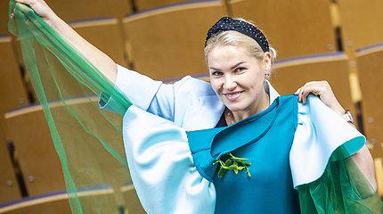 Renginių vedėja - Eglė Fabijonavičienė