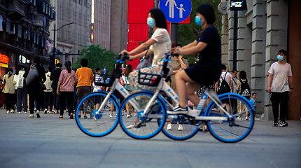 Kinijos gyventojų skaičius išaugo iki 1,41 mlrd.