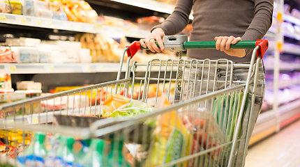 Vyriausybė – prieš lengvatinį PVM daliai maisto produktų