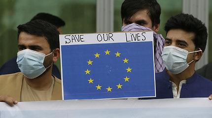 20 tūkst. afganistaniečių vertėjų prašo prieglobsčio JAV