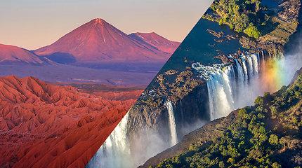 Vietos, į kurias 2021 m. norime nuvykti labiausiai: nuo neatrastų Europos kampelių iki įspūdingiausių pasaulio nacionalinių parkų