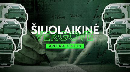 Beveik 40 tūkst. eurų grynais negavę ukrainiečiai kaltina bendrovę padirbus jų parašus: o ką įžvelgė rašysenos ekspertas? (2 dalis)