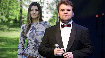 Garsaus tenoro dukra Viktorija Vyšniauskaitė-Cheri: abu su tėčiu esame užsispyrę, bet turime ypatingą ryšį