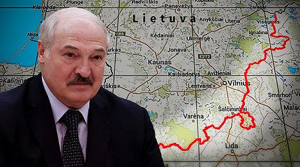 Speciali laida: Lietuvos–Baltarusijos pasienyje – beprecedentė įtampa