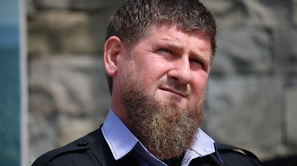 Čečėnija skelbia geriausio R.Kadyrovo portreto konkursą