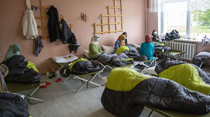 Viešvilėje siūloma įkurdinti iki 400 pažeidžiamų migrantų, bendruomenė dar tariasi
