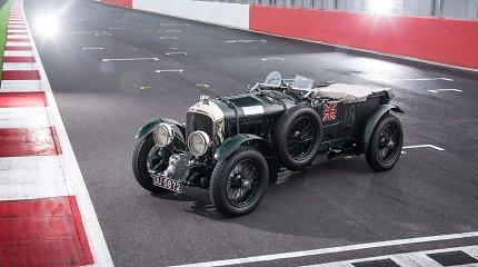 """""""Bentley"""" ketina pagaminti 12 """"Blower"""" kopijų, tačiau sulaukė pikto laiško"""