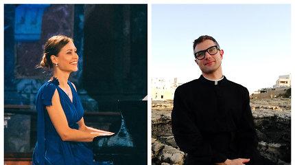 Šv. Kotrynos bažnyčioje – kultinio Ludovico Einaudi muzika ir sielą gydančios eilės