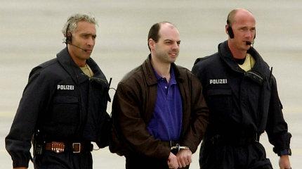 Nyderlandai išduos Vokietijos dėl garsių vagysčių ieškomą Th.Drachą