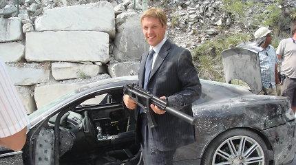 Martynas Ivanovas: žmogus, pralenkęs Džeimsą Bondą