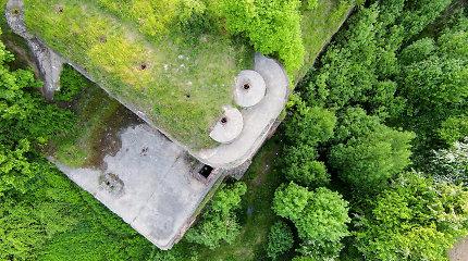 Maršrutas savaitgaliui: dviračiu Kauno tvirtovės fortų žiedu