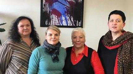 """Keturios mokytojos – """"Sidabrinės linijos"""" savanorės: ne visi pagyvenę žmonės yra niurzgantys"""