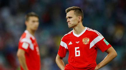 Rusai galės dalyvauti pasaulio futbolo čempionate, bet tik su neutralia vėliava